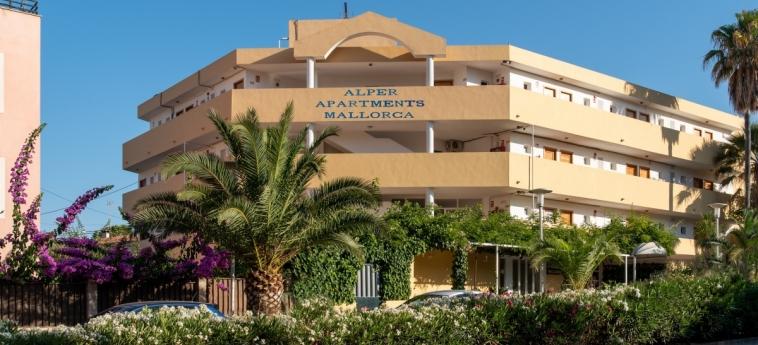 Alper Apartments Mallorca: Extérieur MAJORQUE - ILES BALEARES
