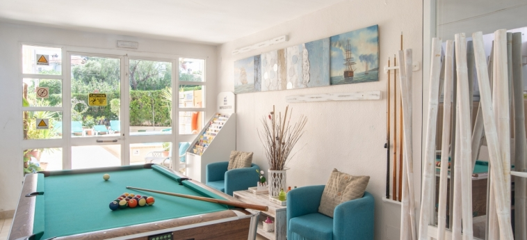 Alper Apartments Mallorca: Lobby MAJORQUE - ILES BALEARES