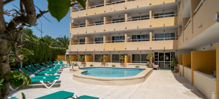 Alper Apartments Mallorca: Piscine chauffée MAJORQUE - ILES BALEARES