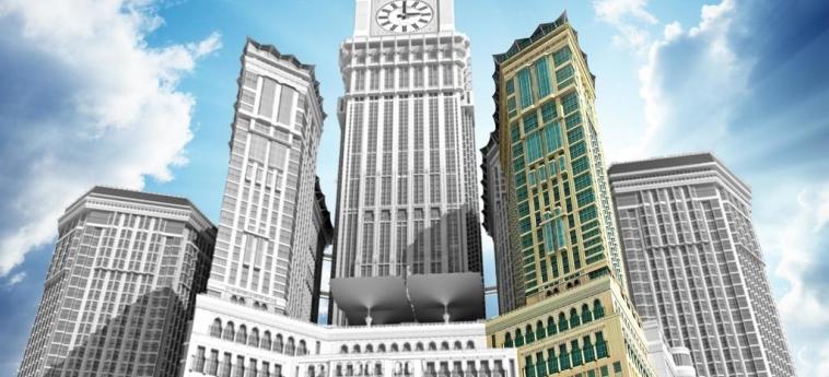 Hotel Raffles Makkha Palace: Extérieur MAKKAH