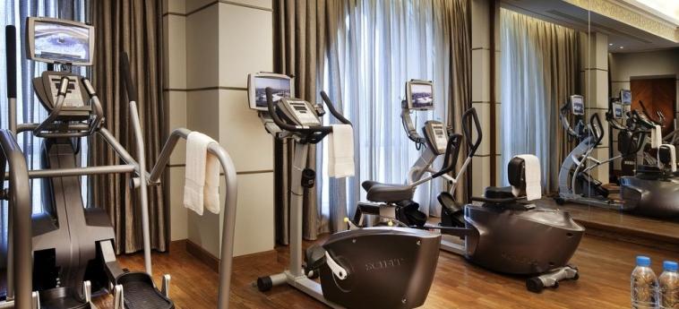 Hotel Raffles Makkha Palace: Salle de Gym MAKKAH