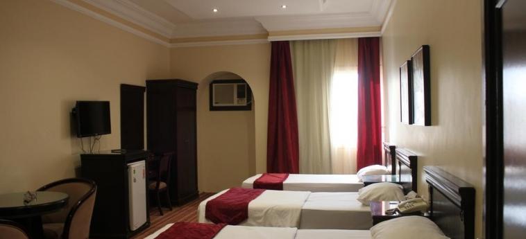 Dar Al Raies Hotel: Chambre Triple MAKKAH