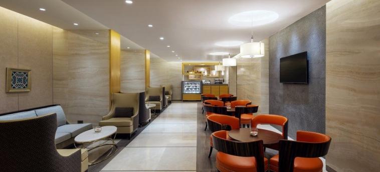 Hotel Sheraton Makkah Jabal Al Kaaba: Bar de l'hôtel MAKKAH