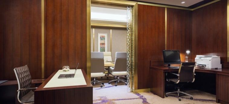 Hotel Sheraton Makkah Jabal Al Kaaba: Business Centre MAKKAH