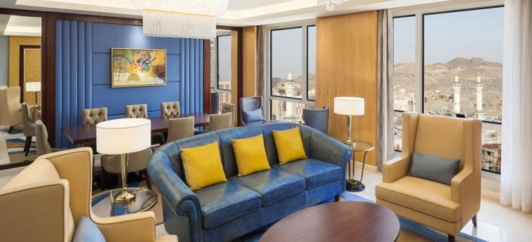 Hotel Sheraton Makkah Jabal Al Kaaba: Chanbre MAKKAH