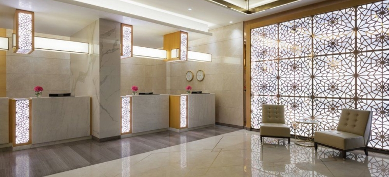 Hotel Sheraton Makkah Jabal Al Kaaba: Lobby MAKKAH