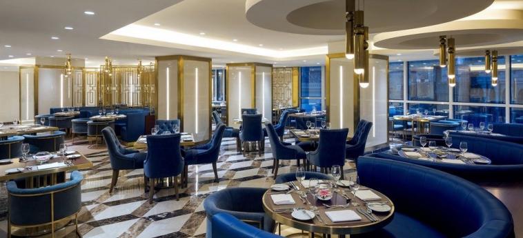 Hotel Sheraton Makkah Jabal Al Kaaba: Restaurant MAKKAH