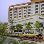 Hotel Best Western Wana Riverside