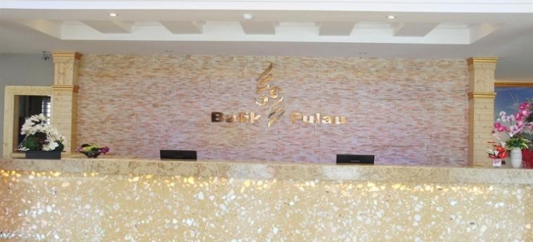 Balik Pulau Hotel: Appartement Saraceno MALACCA
