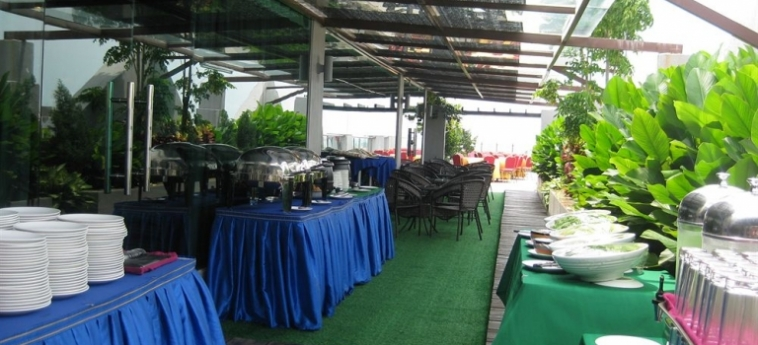 Balik Pulau Hotel: Ballroom MALACCA