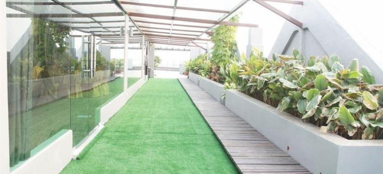 Balik Pulau Hotel: Beheiztes Schwimmbad MALACCA