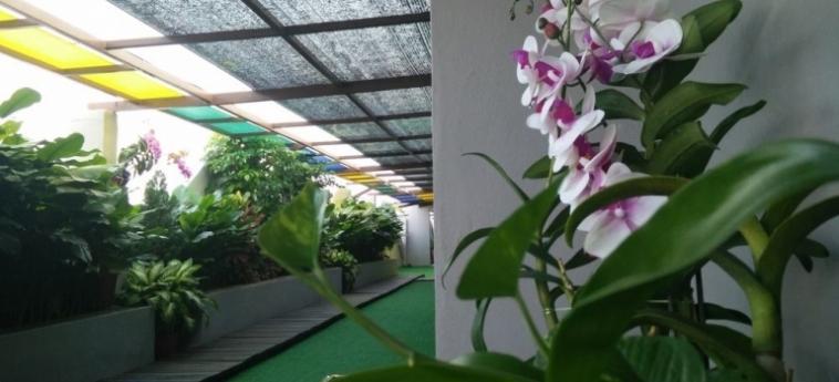 Balik Pulau Hotel: Budget Room MALACCA