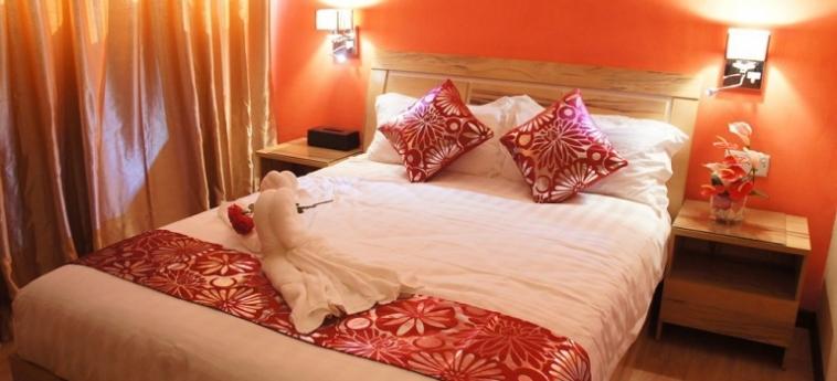 Balik Pulau Hotel: Detail MALACCA