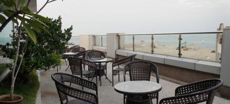 Balik Pulau Hotel: Dining Area MALACCA