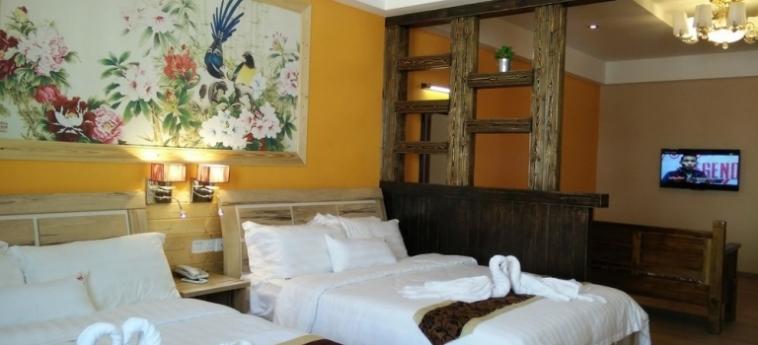 Balik Pulau Hotel: Dormitory 4 Pax MALACCA