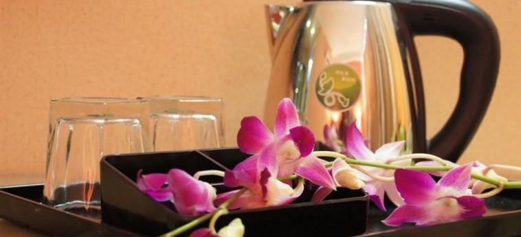 Balik Pulau Hotel: Lounge MALACCA