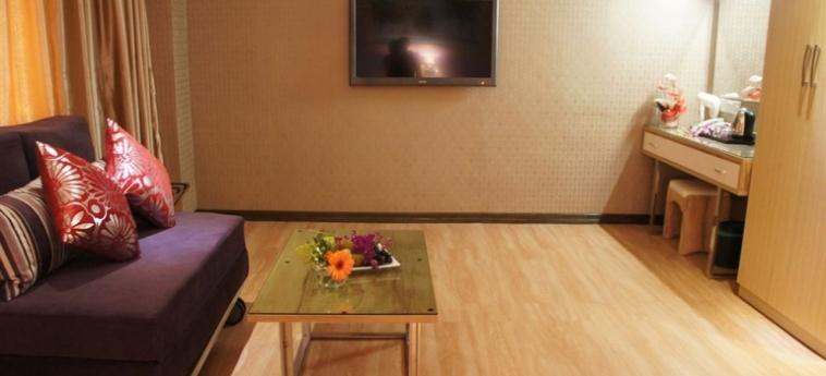 Balik Pulau Hotel: Wohnzimmer MALACCA