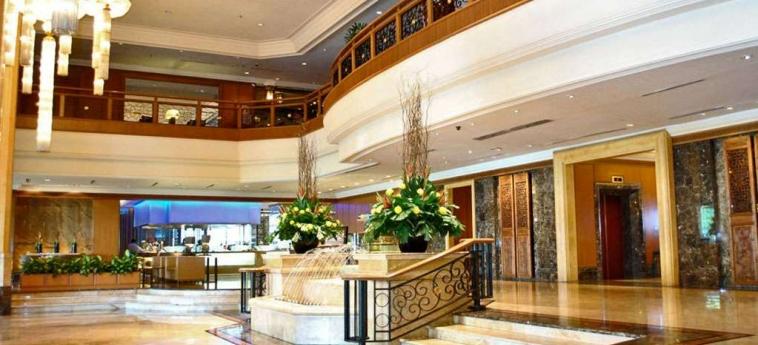 Hotel Ramada Plaza Melaka: Lobby MALACCA