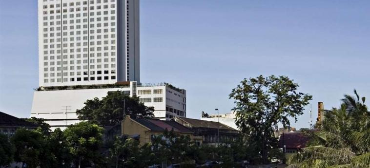 Hotel Ramada Plaza Melaka: Außen MALACCA