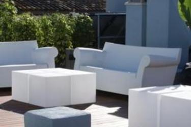 Oasis Backpackers' Hostel Malaga: Income MALAGA - COSTA DEL SOL