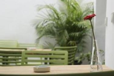 Oasis Backpackers' Hostel Malaga: Interior MALAGA - COSTA DEL SOL