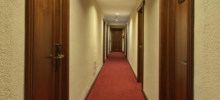Hotel Las Vegas: Pasillo MALAGA - COSTA DEL SOL