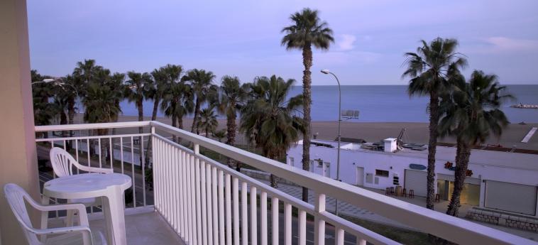 Hotel Las Vegas: Playa MALAGA - COSTA DEL SOL