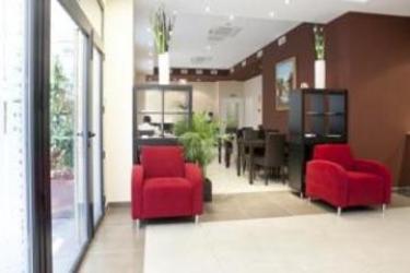 Hotel Exe Malaga Museos: Entrada MALAGA - COSTA DEL SOL