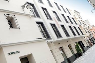 Hotel Exe Malaga Museos: Exterior MALAGA - COSTA DEL SOL