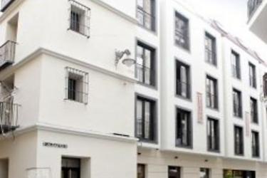 Hotel Exe Malaga Museos: Facade MALAGA - COSTA DEL SOL