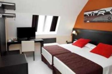 Hotel Exe Malaga Museos: Habitación MALAGA - COSTA DEL SOL