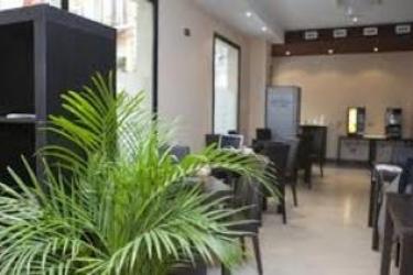 Hotel Exe Malaga Museos: Hall MALAGA - COSTA DEL SOL