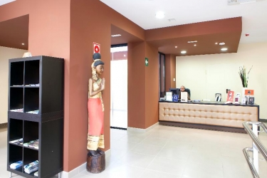 Hotel Exe Malaga Museos: Lobby MALAGA - COSTA DEL SOL