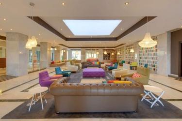 Hotel Sol Guadalmar: Lobby MALAGA - COSTA DEL SOL