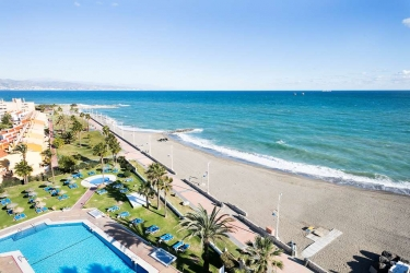 Hotel Sol Guadalmar: Piscina MALAGA - COSTA DEL SOL