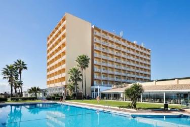 Hotel Sol Guadalmar: Swimming Pool MALAGA - COSTA DEL SOL