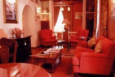Hotel Cortijo La Reina: Lobby MALAGA - COSTA DEL SOL