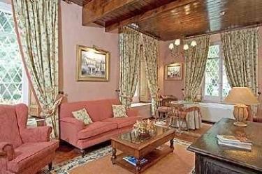 Hotel Cortijo La Reina: Lounge Bar MALAGA - COSTA DEL SOL