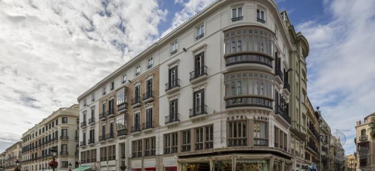 Hotel Room Mate Larios: Außen MALAGA - COSTA DEL SOL