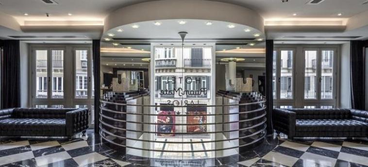 Hotel Room Mate Larios: Lobby MALAGA - COSTA DEL SOL
