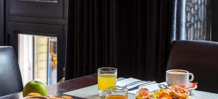 Hotel Room Mate Larios: Restaurant MALAGA - COSTA DEL SOL