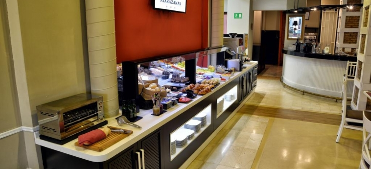 Hotel Atarazanas Malaga Boutique: Bar MALAGA - COSTA DEL SOL