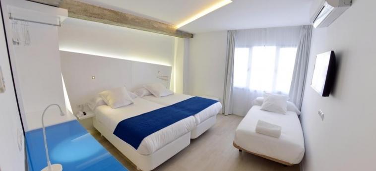 Hotel Atarazanas Malaga Boutique: Chambre Double MALAGA - COSTA DEL SOL