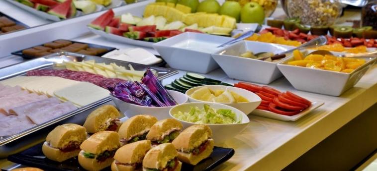 Hotel Atarazanas Malaga Boutique: Food and Drink MALAGA - COSTA DEL SOL