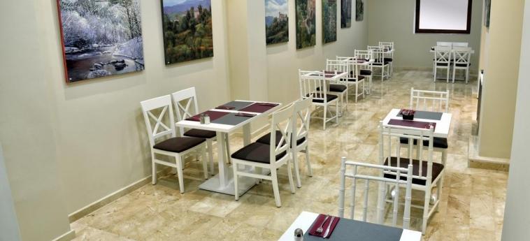 Hotel Atarazanas Malaga Boutique: Restaurant MALAGA - COSTA DEL SOL