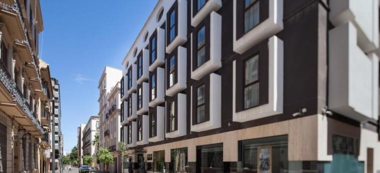 Mariposa Hotel Malaga: Außen MALAGA - COSTA DEL SOL