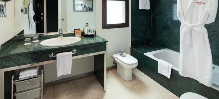 Mariposa Hotel Malaga: Badezimmer - Suite MALAGA - COSTA DEL SOL