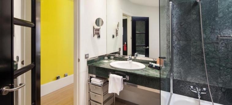 Mariposa Hotel Malaga: Badezimmer MALAGA - COSTA DEL SOL