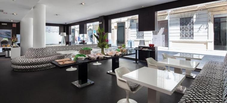 Mariposa Hotel Malaga: Buffet MALAGA - COSTA DEL SOL