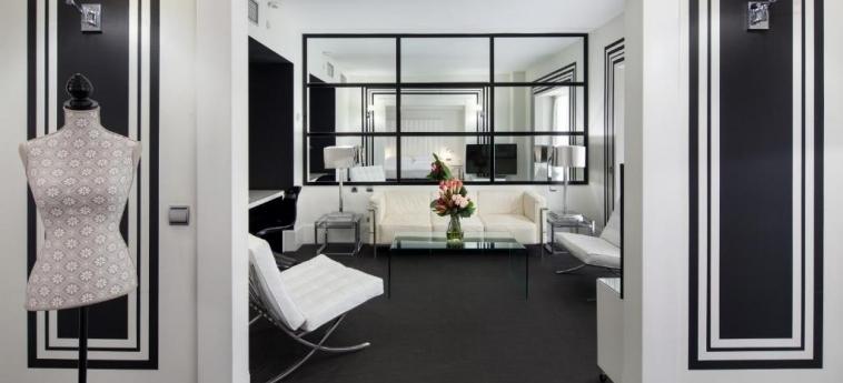 Mariposa Hotel Malaga: Camera Junior Suite MALAGA - COSTA DEL SOL